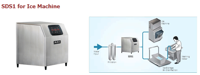 SDS1 for Ice Machine